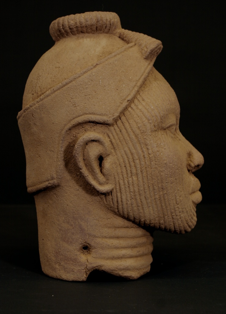 Ife Clay Head The Niger Bend African Art African