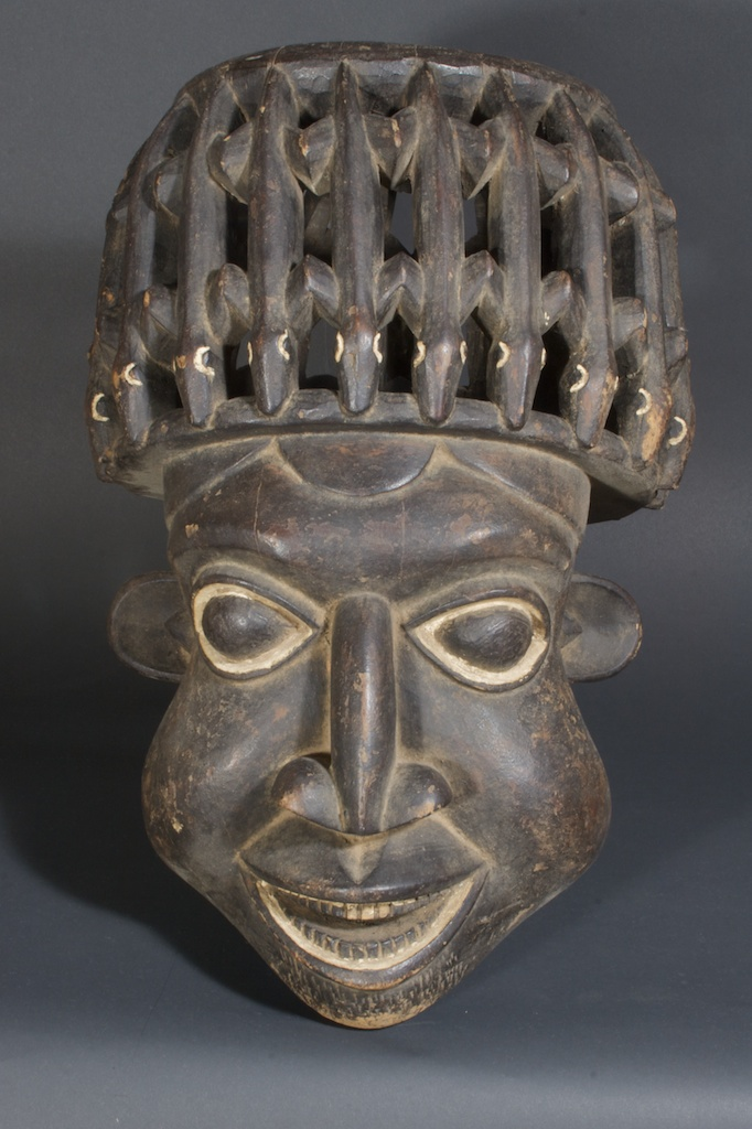 Bamileke Mask The Niger Bend African Art African