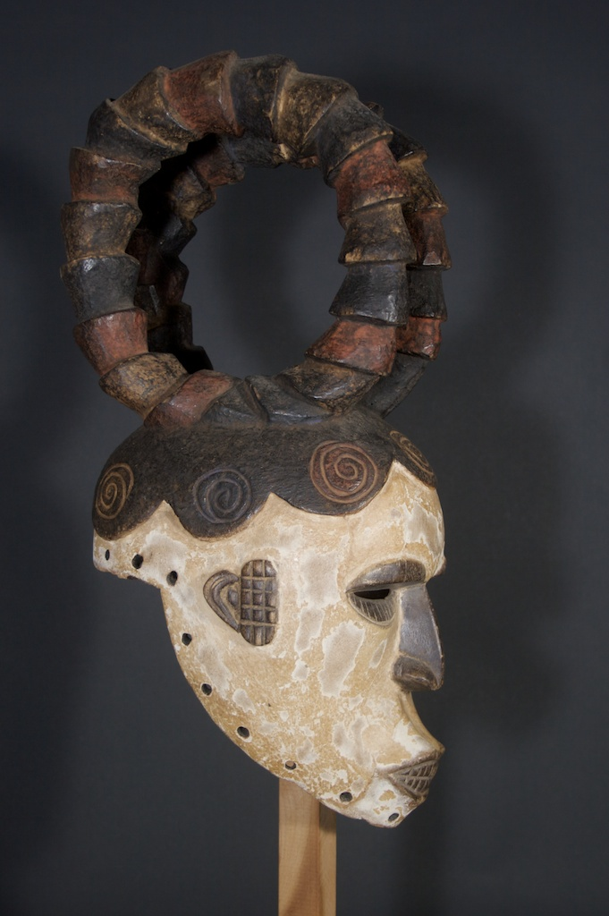 Igbo Mask The Niger Bend African Art African Masks