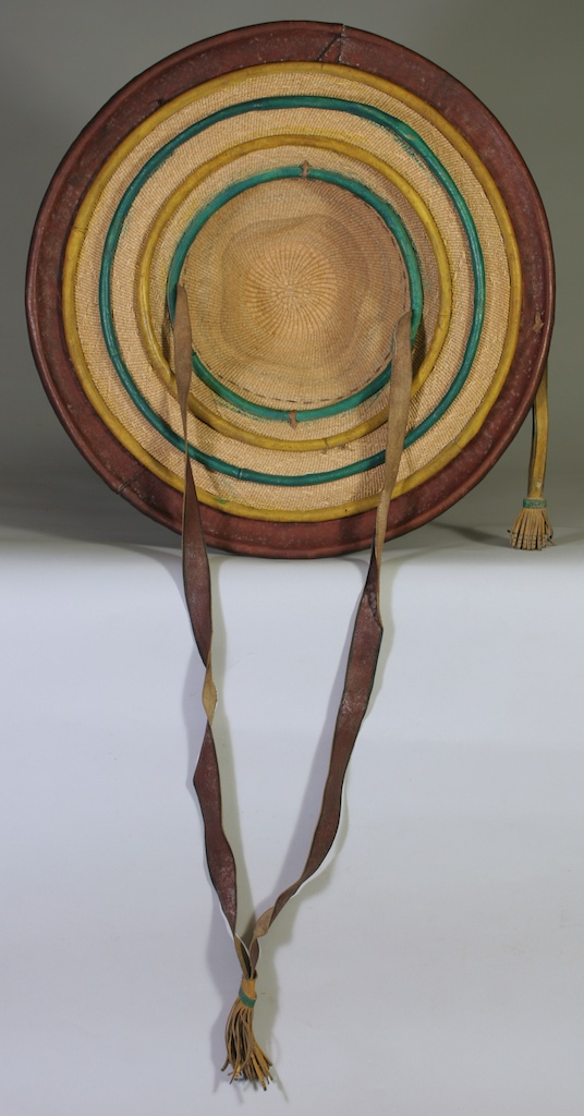Fulani Hat Large Old Most Intricate Designs The Niger