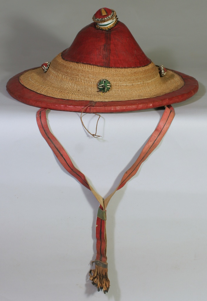 Fulani Hat Large The Niger Bend African Art African
