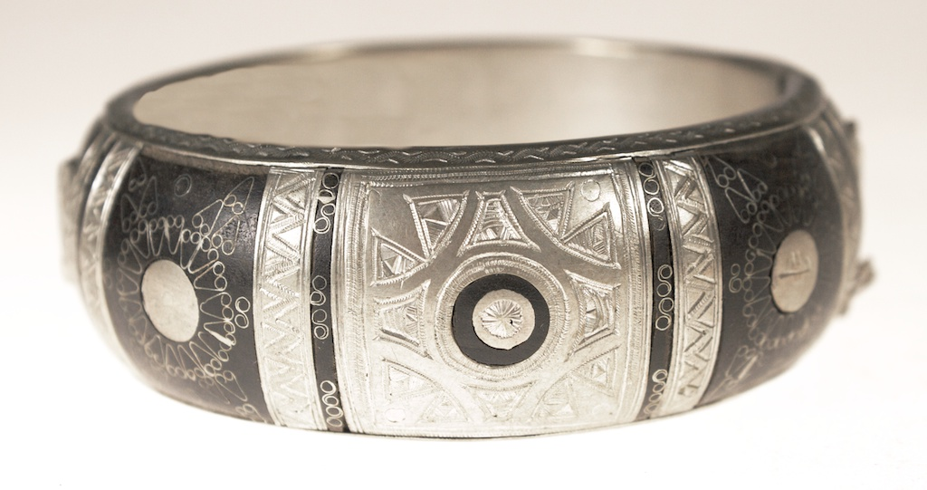 Silver-ebony - Mauritania 11268