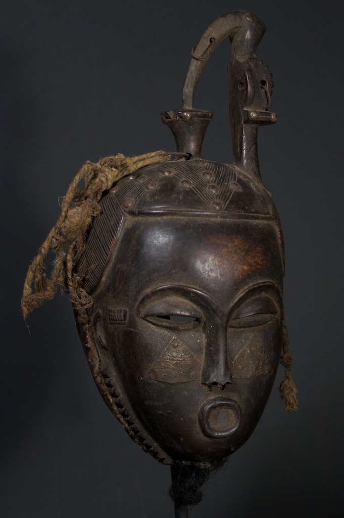 African Baule Mask The Niger Bend Shop The Niger