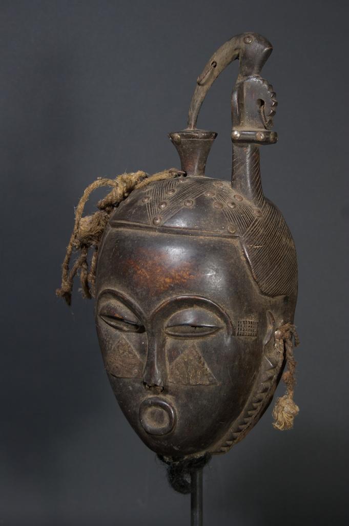 African Baule Mask The Niger Bend Shop The Niger