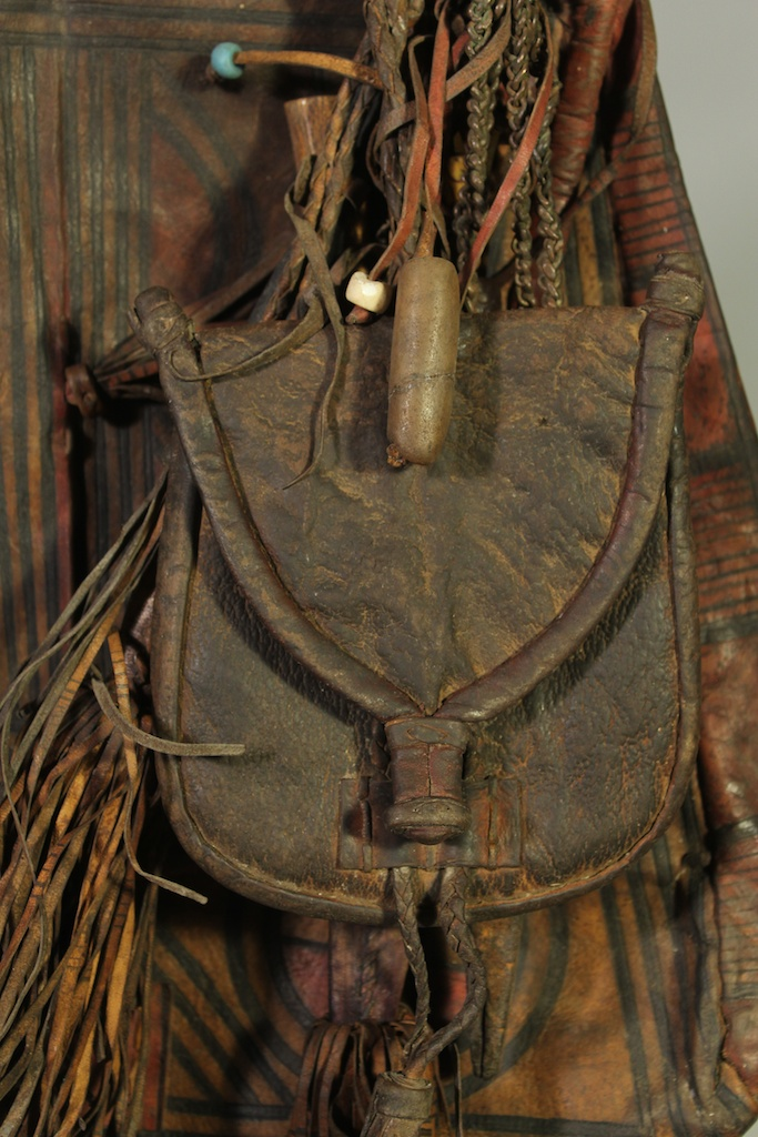 Dogon Hunters Bag The Niger Bend African Art African