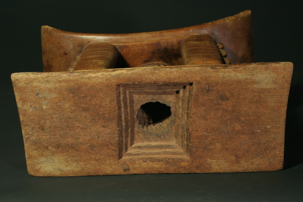 Old Asante Stool The Niger Bend African Art African
