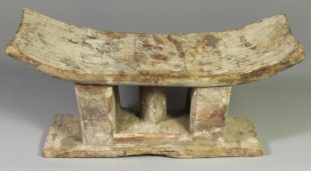257 Old Ewe spirit stool