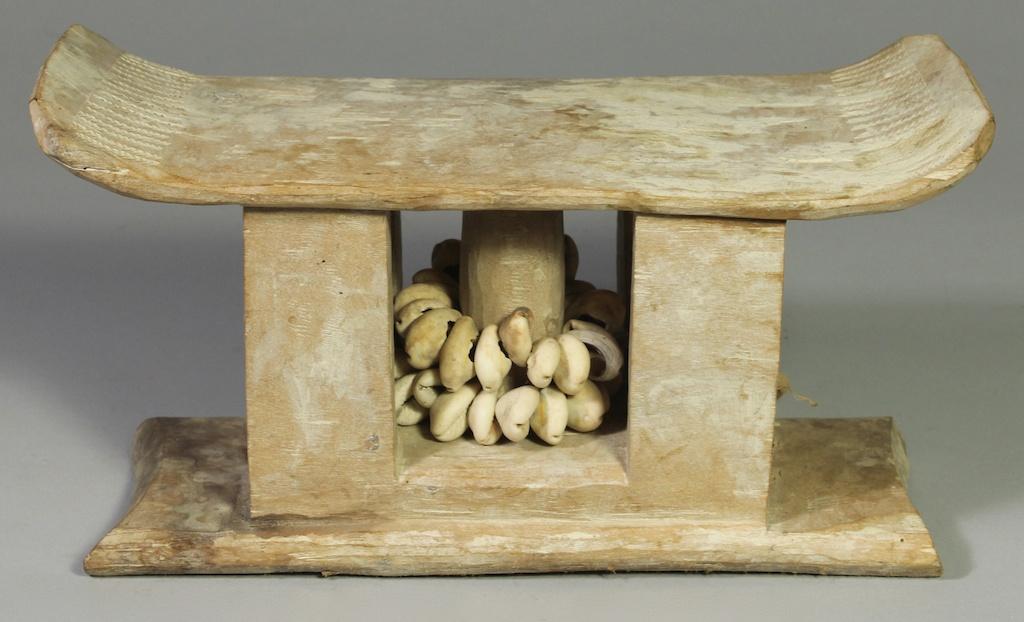 258 Old Ewe spirit stool