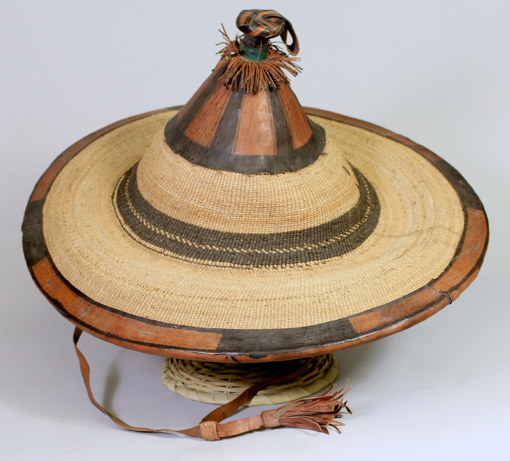 Large Fulani Hat The Niger Bend African Art African